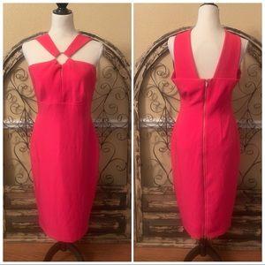 NY&C Hot Pink Dress